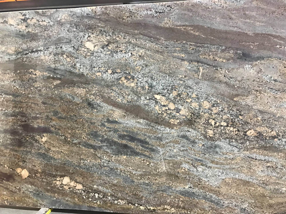 Autumn Rose Granite Slab Polished Granite Slabs for Countertops