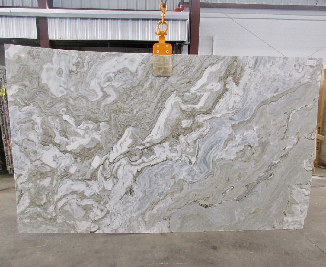 Avalanche Marble Slabs Polished White Marble Slabs