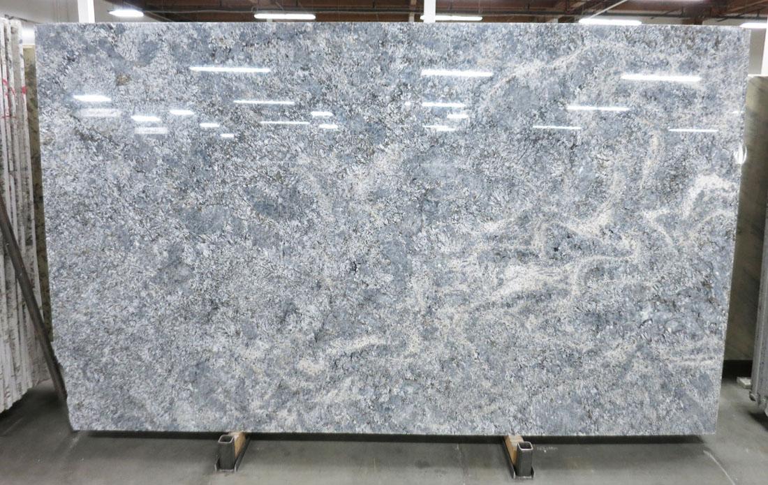 Azul Aran Polished Granite Slabs Spain Blue Polished Granite Slabs
