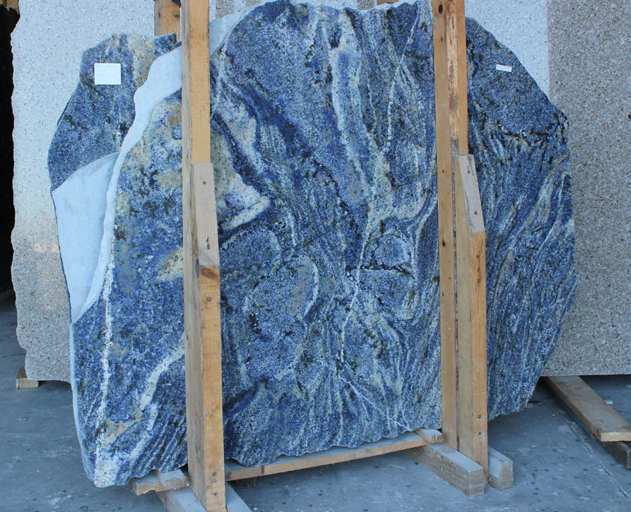 Azul Bahia Granite Slabs Top Quality Blue Granite Slabs
