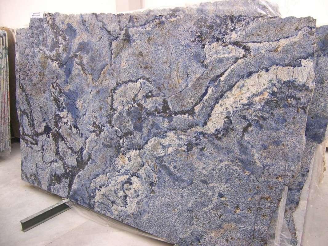 Azul Bahia Granite Slabs Top Quality Granite Slabs