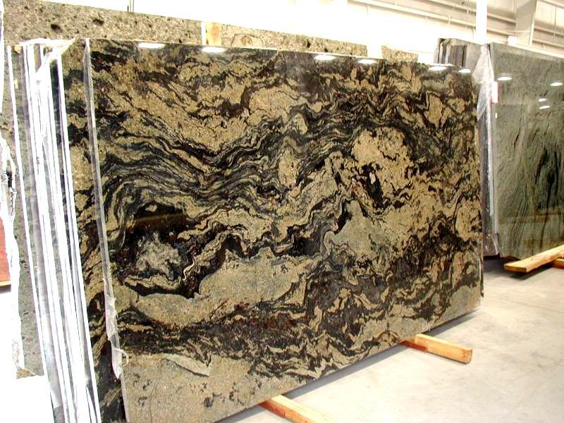Azul Barracuda Granite Slab for Kitchen Countertops