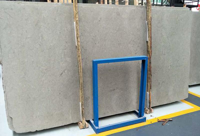 Azul Bateig Limestone Slabs Spanish Grey Limestone Slabs
