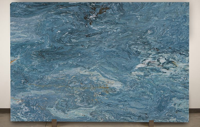 Azul Do Mar Quartzite Slabs Blue Quartzite Slabs