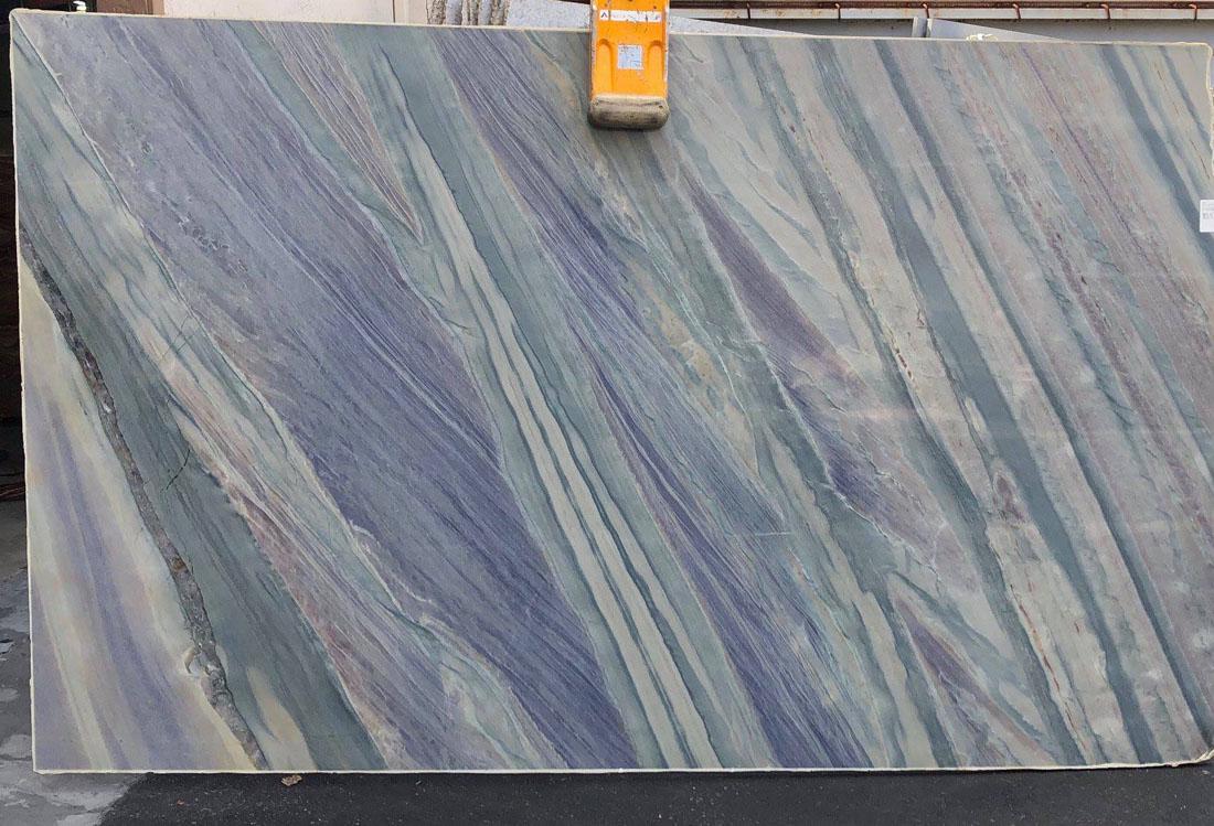 Azul Imperial Quartzite Blue Quartzite Slabs