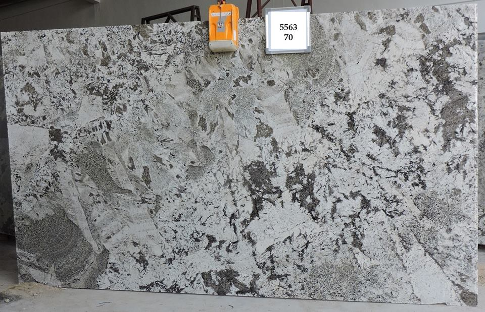 Azul Nouveau Granite Slabs Grey Polished Granite Slabs