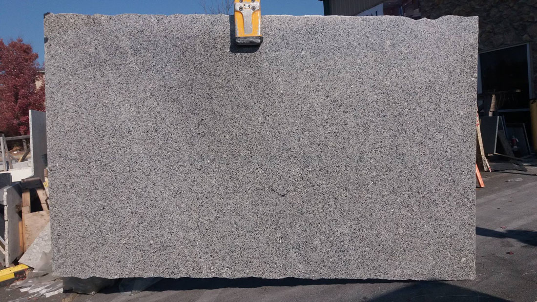 Azul Platino Granite Slabs Blue Granite Slabs from Spain