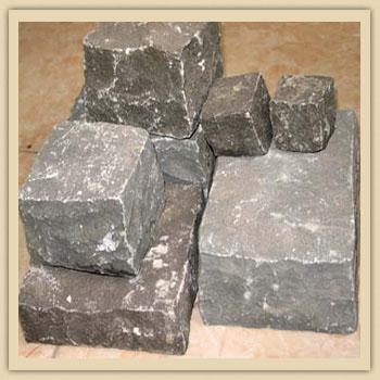BASALT CUBE Stone