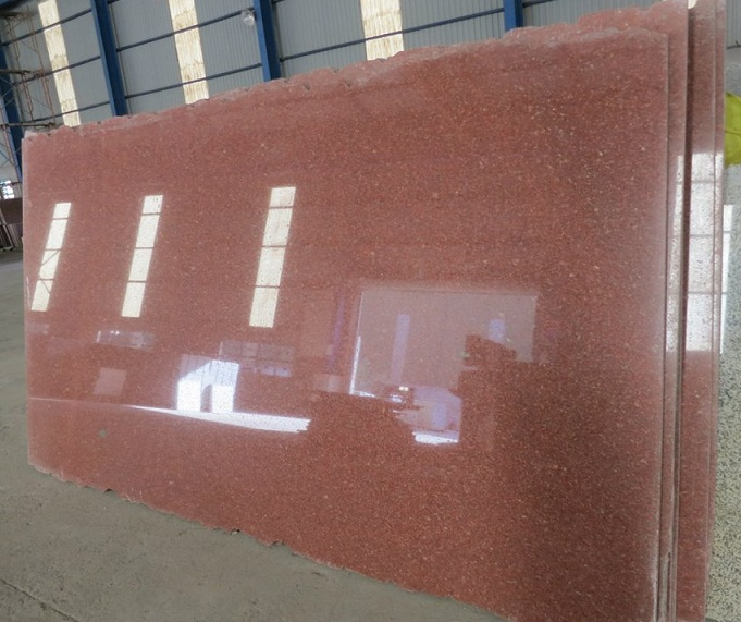 BD Ruby Red Granite