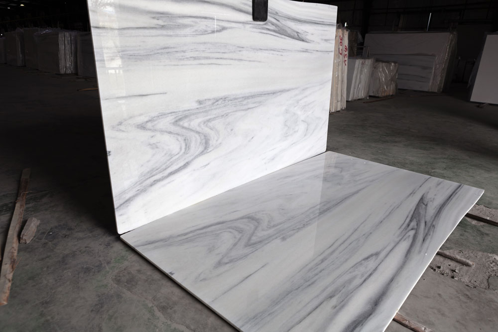 BIANCO STRIATO Marble Slabs