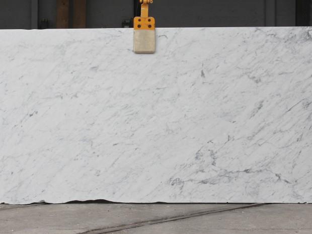 BIANCO CARRARA C Marble in Slabs