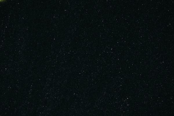 Black Galaxy Granite Color