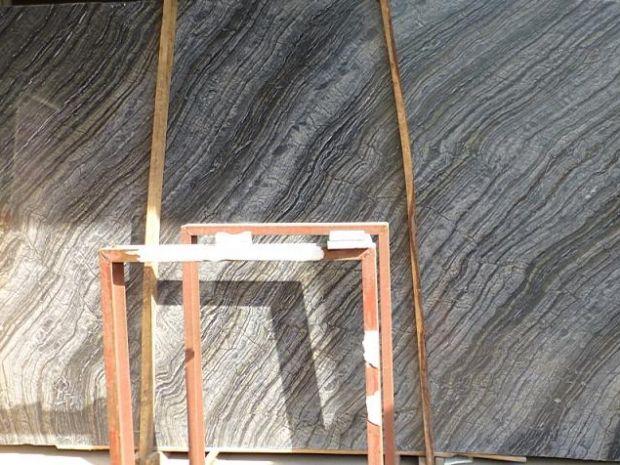 BLACK FOREST MARBLE SLAB TILE
