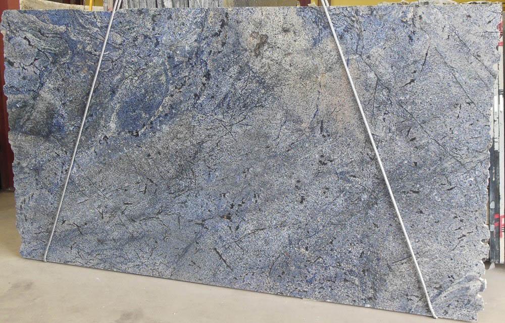 Bahia Blue 3cm Polished Blue Granite Stone Slabs