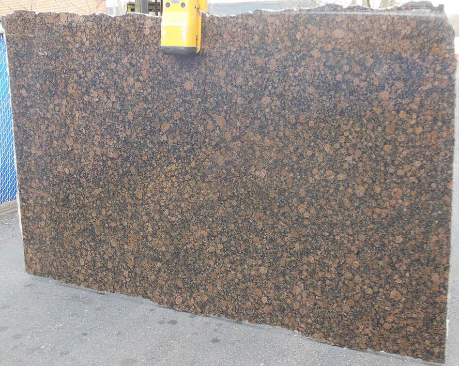 Baltic Brown 3cm Polished Granite Stone Slabs