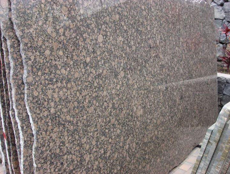Baltic Brown Big Polished Granite Slabs