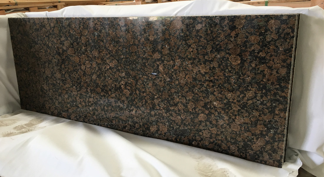 Baltic Brown Granite Countertop Polished Brown Granite Countertops