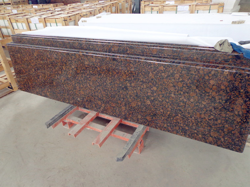 Baltic Brown Granite Polished Brown Granite Countertops