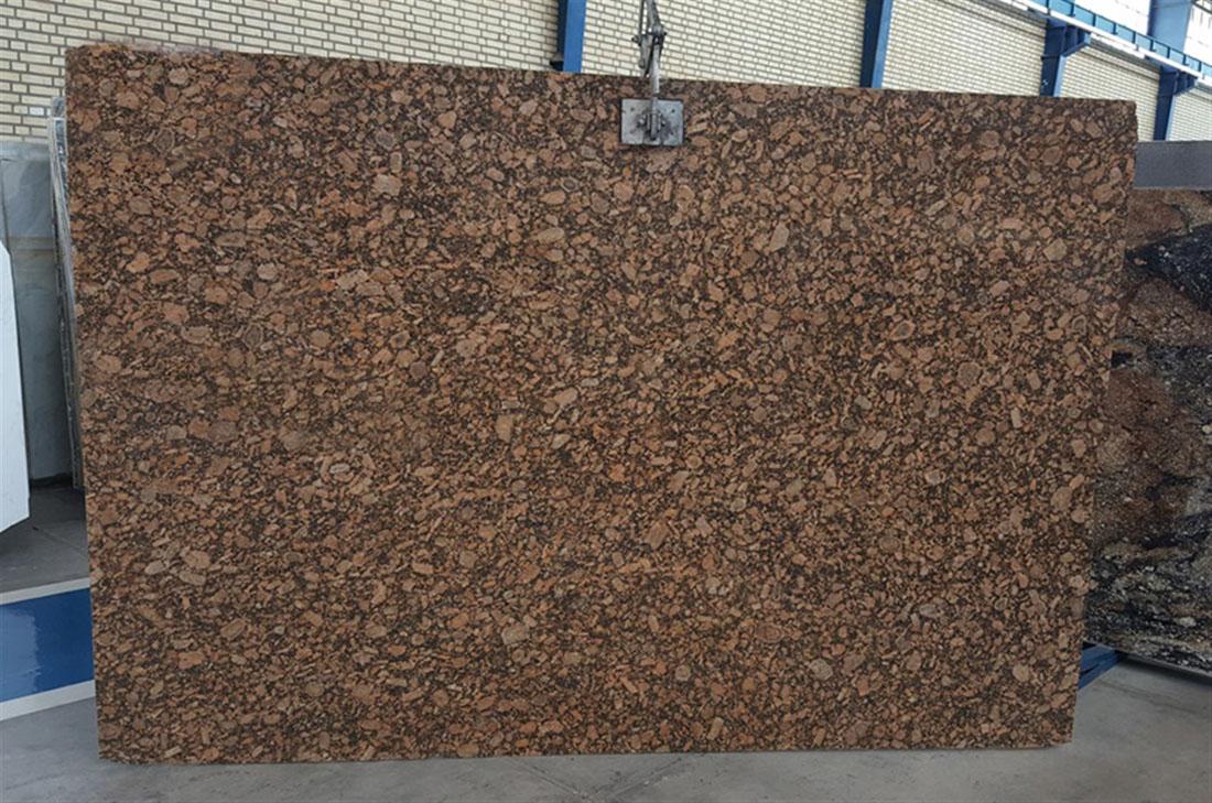 Baltic Brown Granite Polished Slab