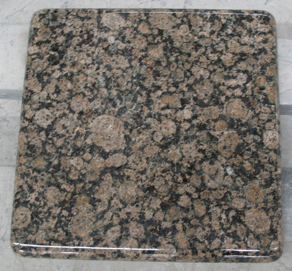 Baltic Brown Granite Tiles Polished Flooring Granite Tiles