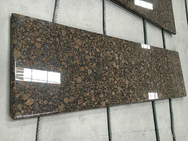 Baltic Brown Polished Nice Granite Countertops