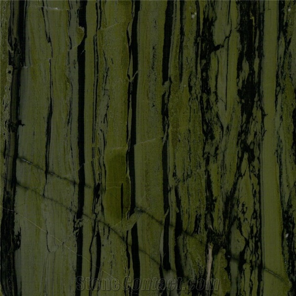 Bamboo Forest Green Quartzite