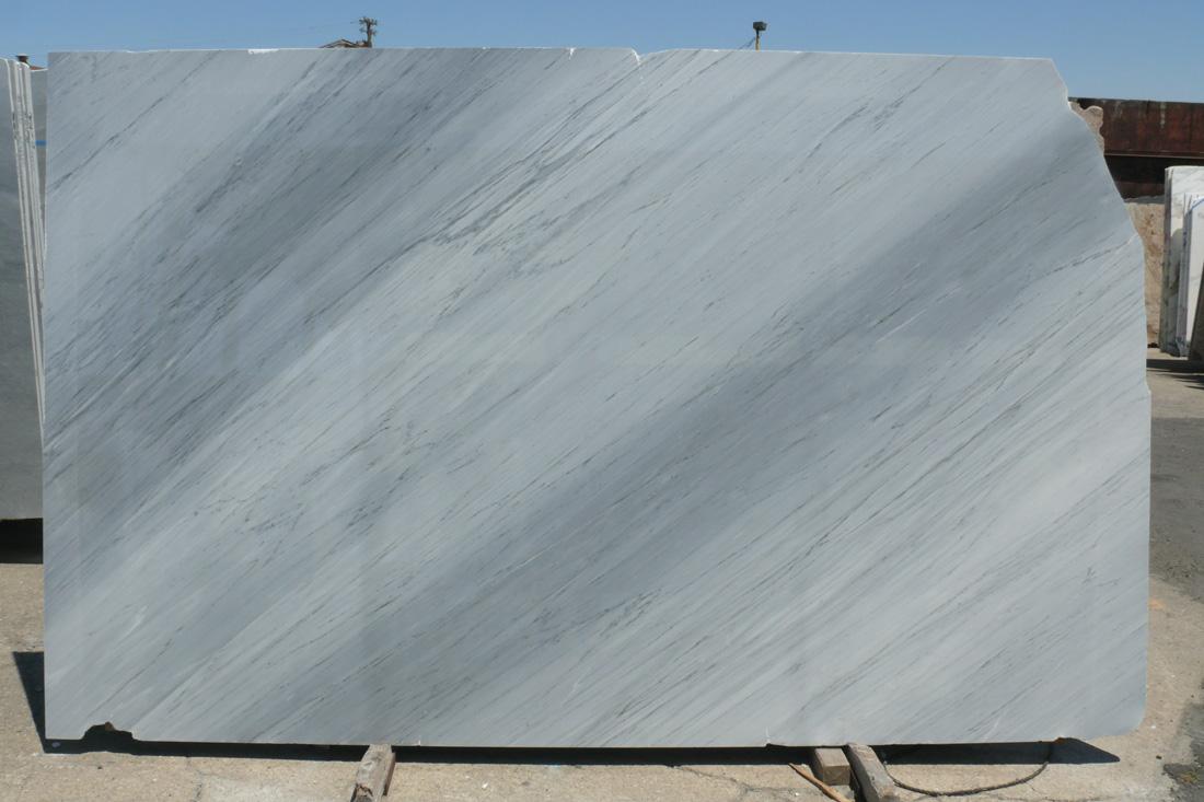 Italy Bardiglio Marble Slab Polished White