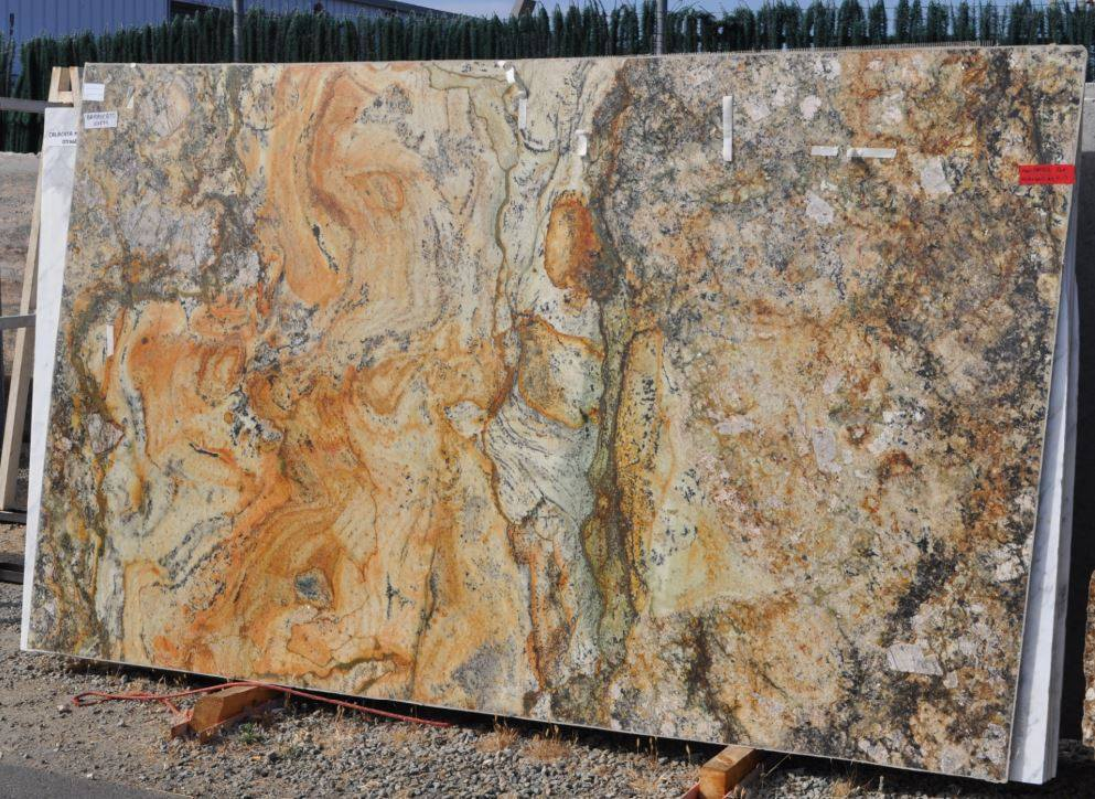 Baricatto Brazilian Granite Slabs for Kitchen Countertops