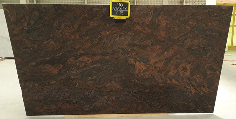 Bash Paradiso Granite Indian Granite Slabs Brown Granite Slabs