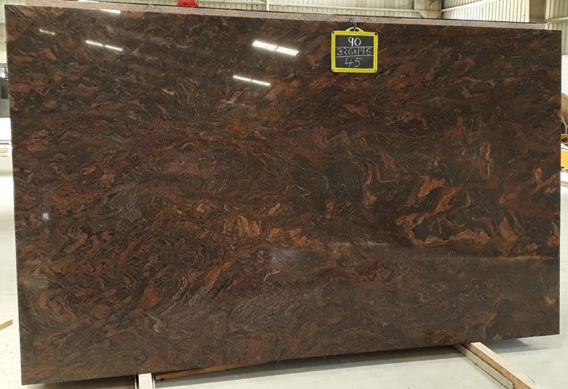 Bash Paradiso Granite Indian Slabs Polished Granite Slabs