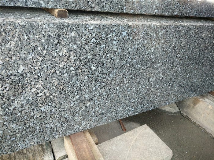 Beautiful Blue Pearl NO2 Granite Polished Countertops