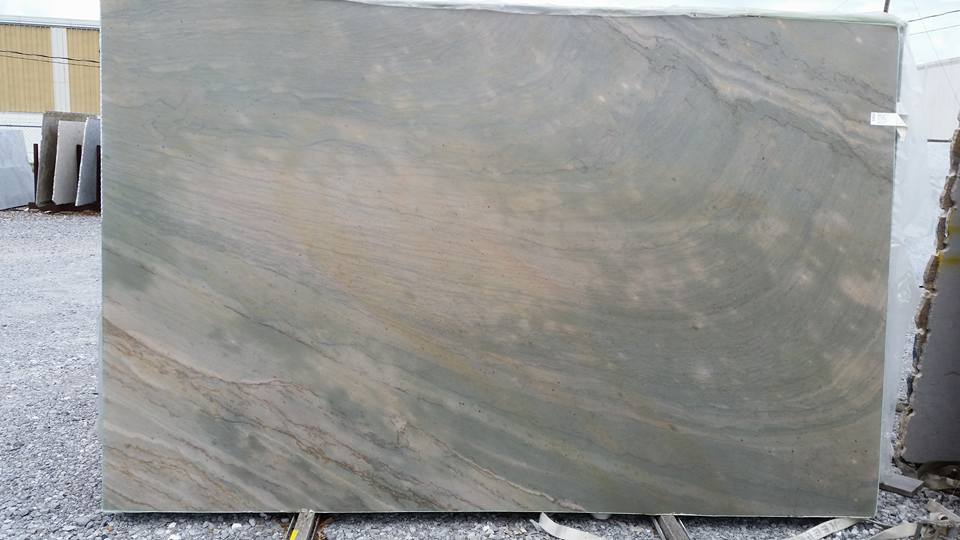 Beautiful Brazilian Quartzite Royal Kaiana Beige Quartzite Slabs