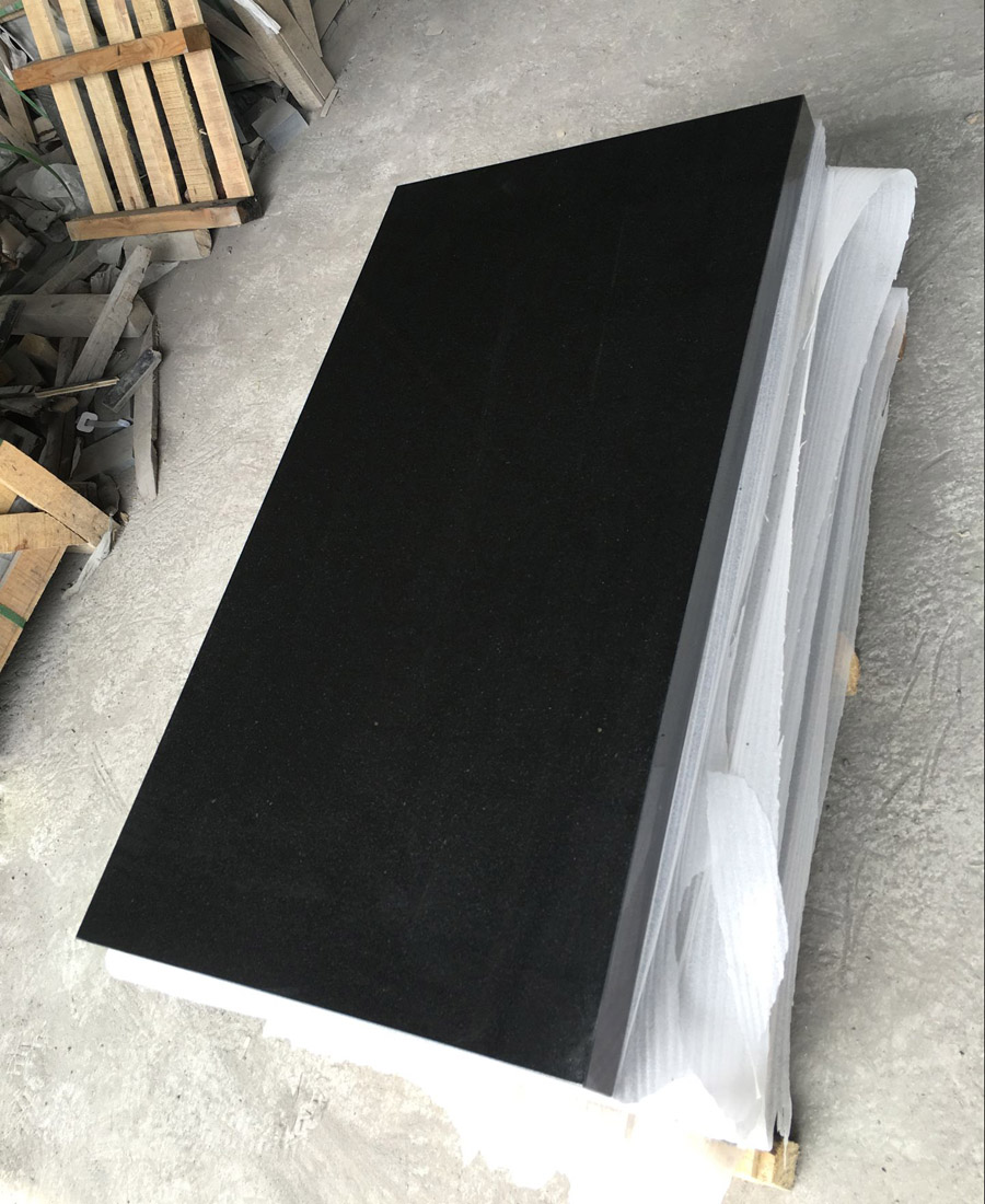 Beautiful Shanxi Black Granite for Monuments