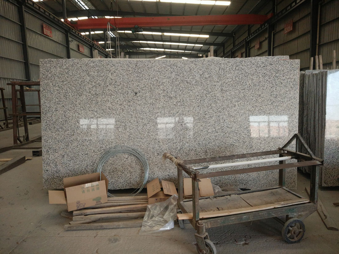 Beautiful Tiger Skin White Granite Polished Big Slabs