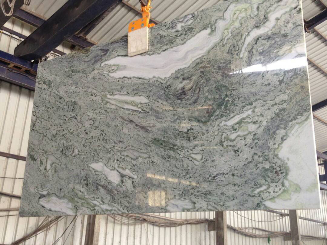 Beautiful Turkish Green Onyx Slabs