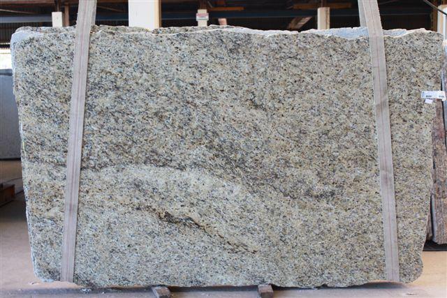 Beige Granite Slabs for Kitchen Countertops