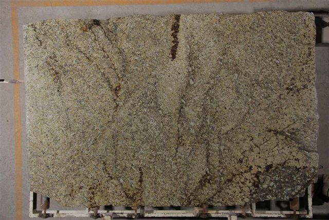 Beige Granite Stone Slabs for Countertops