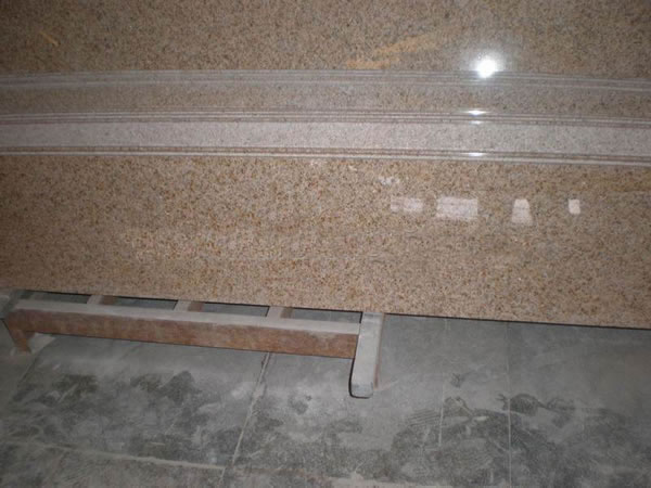 Beige Granite Stone Windowsill