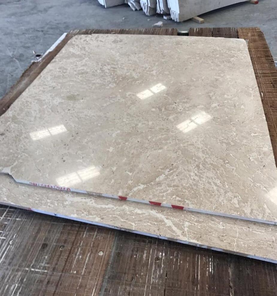 Beige Limestone Tiles Polished Duka Limestone Tiles