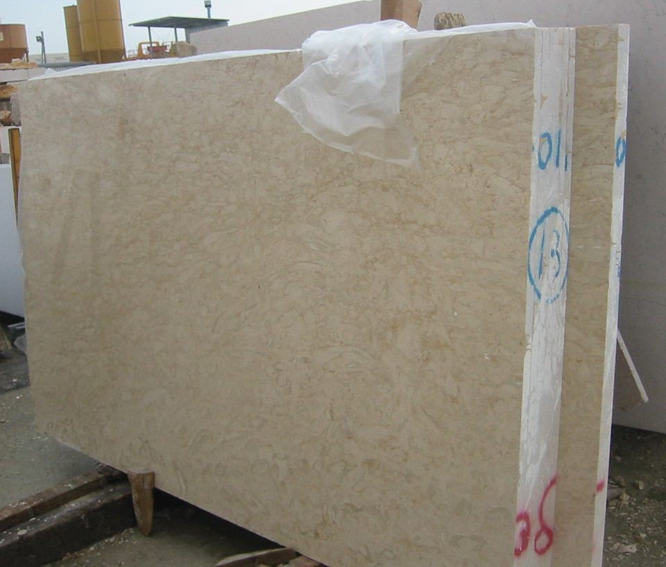 Beige Marble Slabs Giallo Regina Italy Polished Marble Slabs
