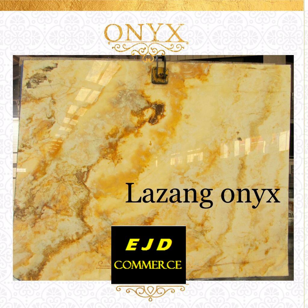 Beige Onyx Slabs Polished Iran Onyx Slabs