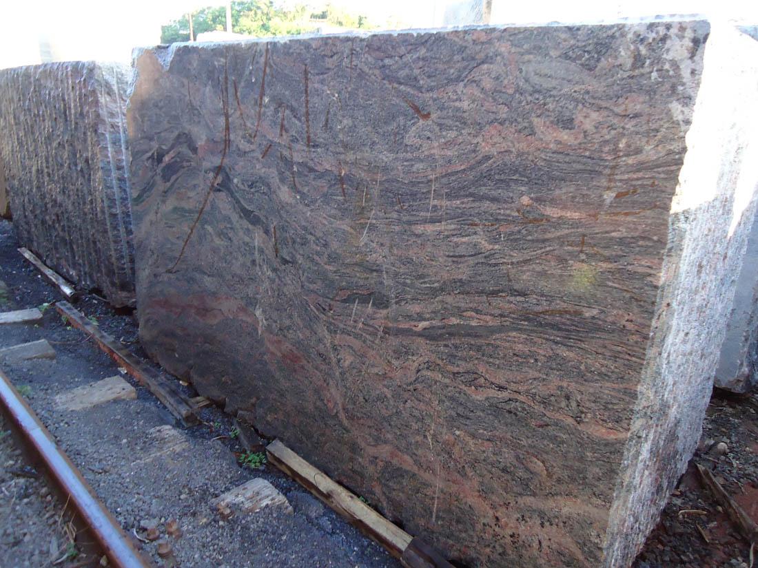 Belorizonte Granite Blocks