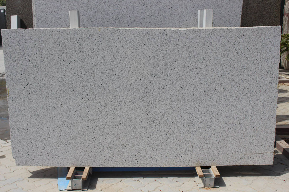 Bethel White Granite Slabs Polished White Granite Slabs