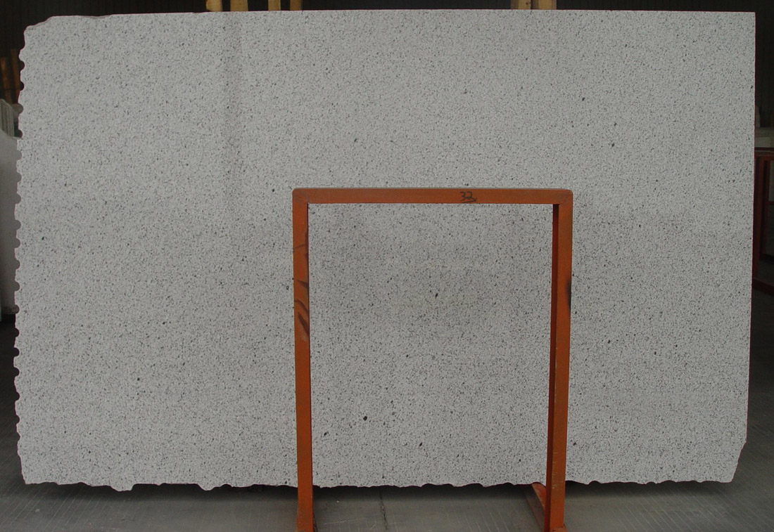 Bethel White Stone Slab White Polished Granite Slabs