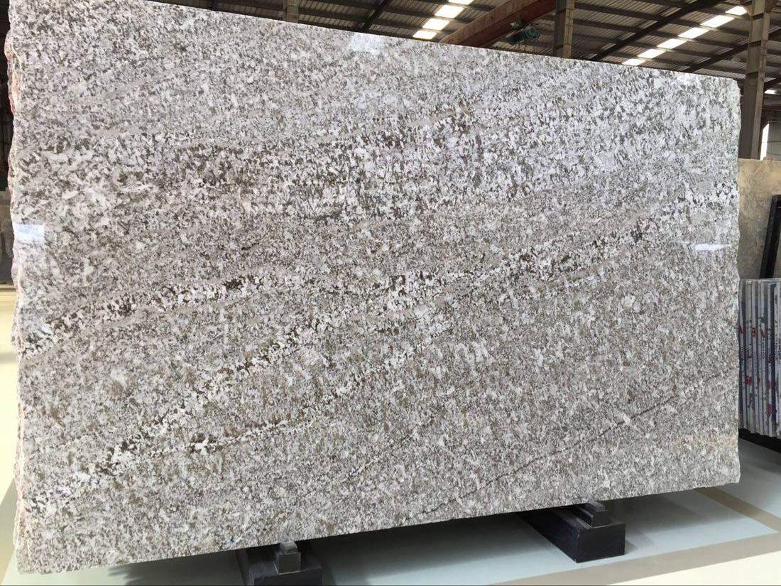 Bianco Antico Granite Big Polished White Slabs