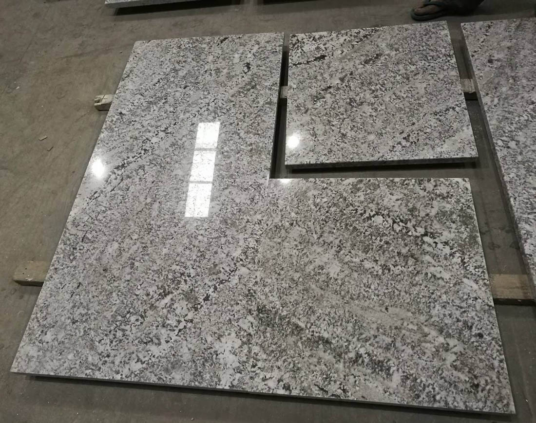 Bianco Antico Granite Countertops for Kitchen