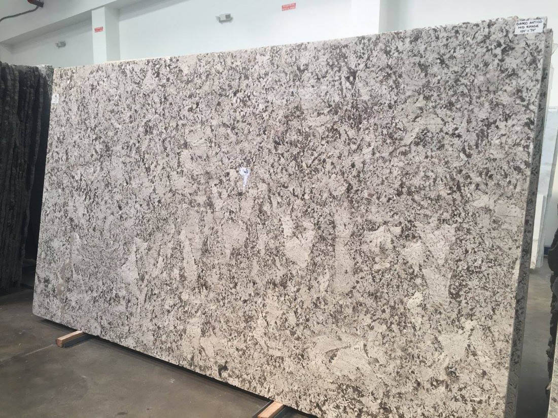 Bianco Antico Granite Slabs Brazilian White Granite Slabs