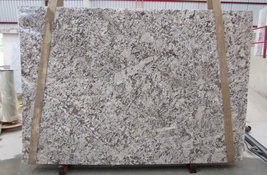 Bianco Antico Granite Slabs Polished White Granite Slabs for Countertops