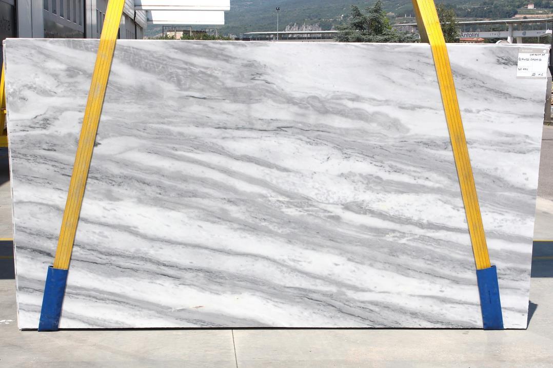 Bianco Caraibi Marble Slabs Polished White Marble Slabs