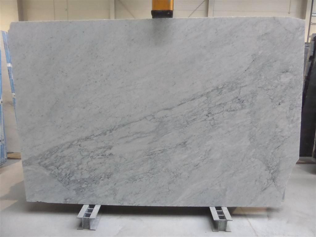 Bianco Carrara C White Marble Slabs